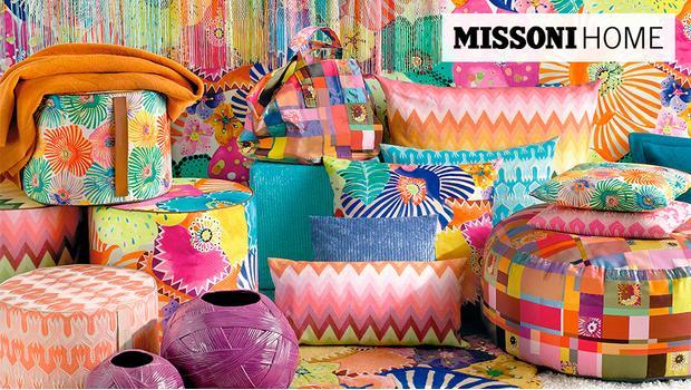 Textiles Missoni Home