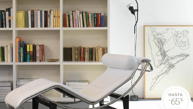Librerías, estanterías y mesas