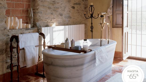 Baños románticos