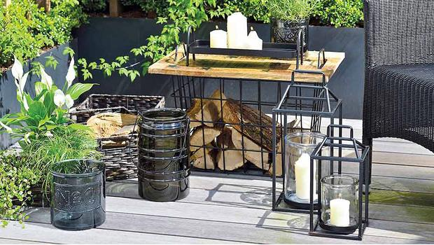 Cooles Outdoor-Loft