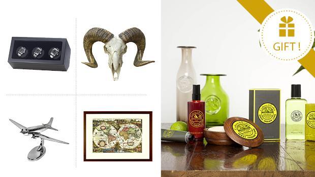 Men´s Gift Part 7 (Crabtree, Trade Fair)