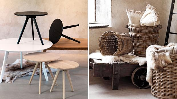 Möbel-Basics aus Schweden