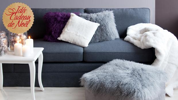 Luxus-Fellkissen & Co.