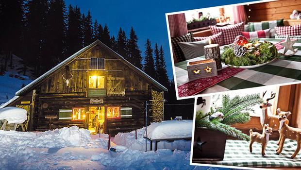 weihnachten in den bergen d coration et accessoires westwing. Black Bedroom Furniture Sets. Home Design Ideas