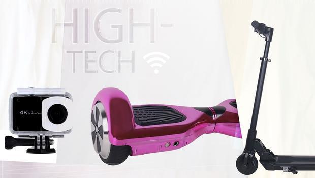 100% high-tech