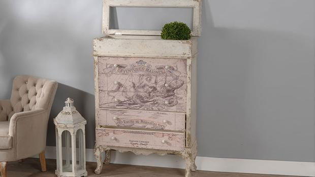 mobiliers ambiance blanc