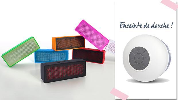 écouteur casque audio enceinte batterie portable