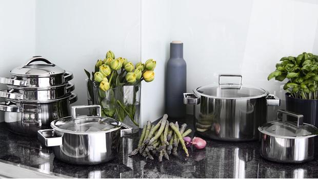 casseroles faitout ménagère gam'hotel swinox