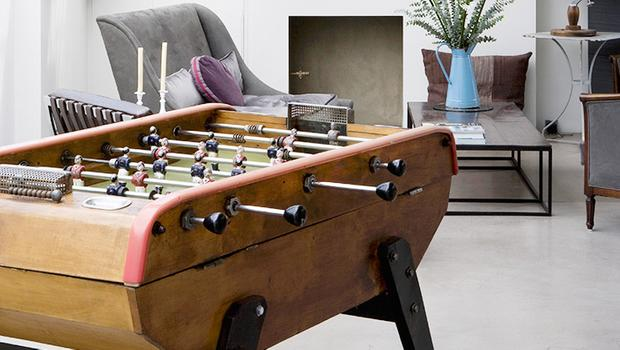 Babyfoot et billards