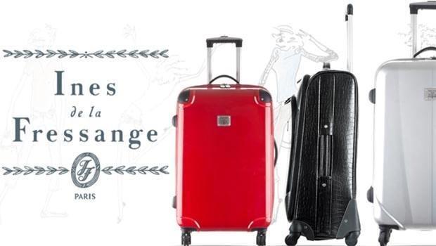 Bagages Ines de la Fressange