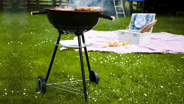 barbecues jardin été