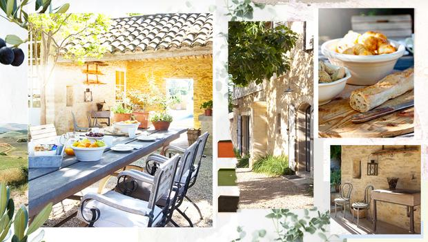 Un jardin provençale