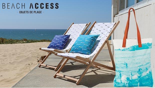 beach access pétanque quille surf paréo plage accessoires transat