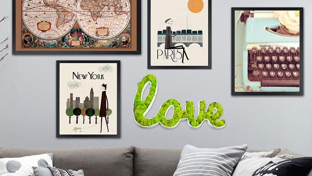 Wall Art - Home