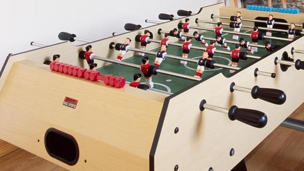 Billards et baby-foot