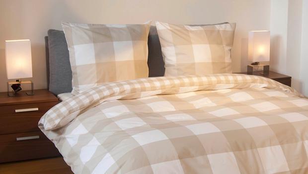linge de lit coton sommeil literie