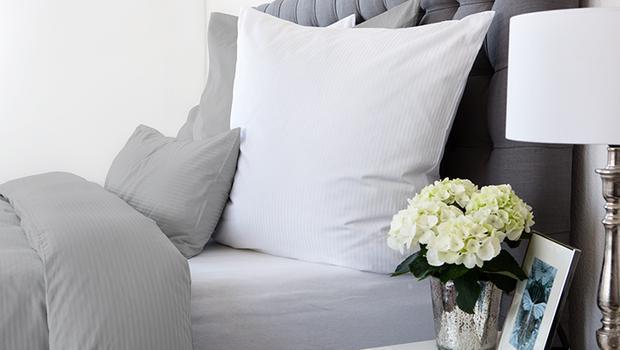 Linge de lit classique