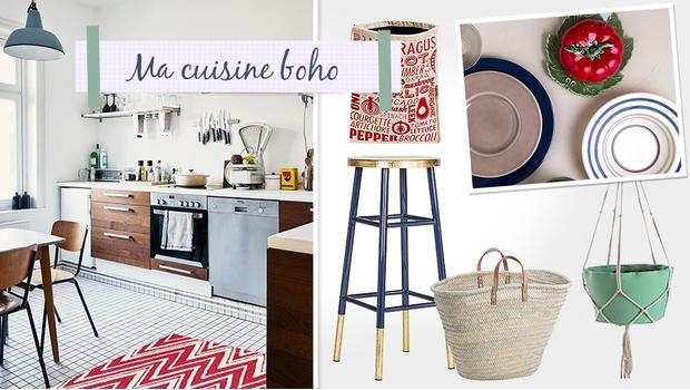 Boho Kitchen