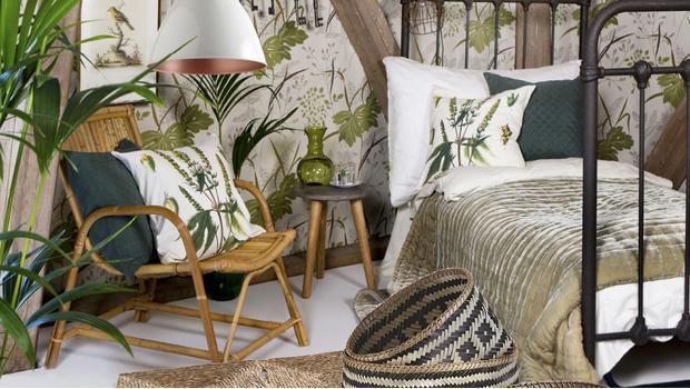 Boho Living room Gaspard aubry
