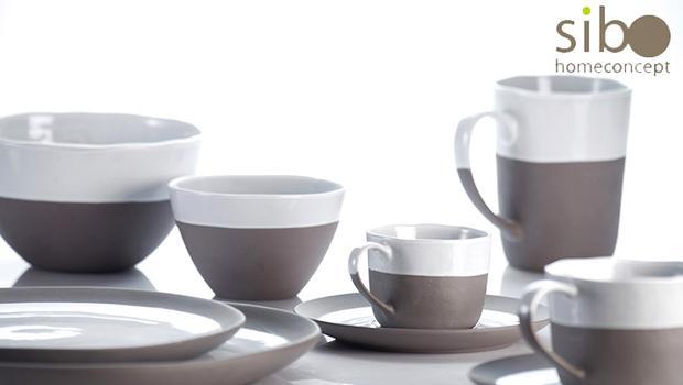 vaisselle cuisine sibo du raffinement table westwing. Black Bedroom Furniture Sets. Home Design Ideas