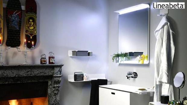 salle de bain lineabeta italie