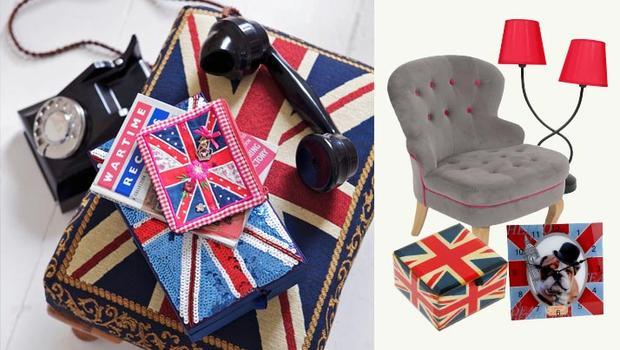 british déco accessoires