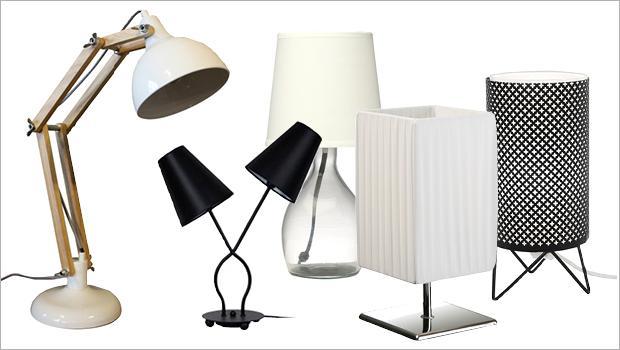 Luminaires de bureau