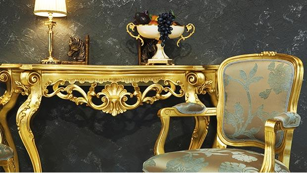 Cabinet Glamour & Baroque