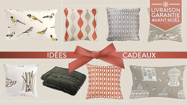 Cadeaux dernière minute - textile