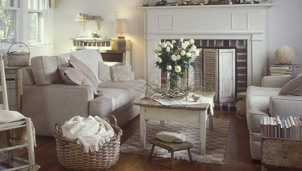 Campagne chic d co de charme westwing for Decoration maison a l anglaise