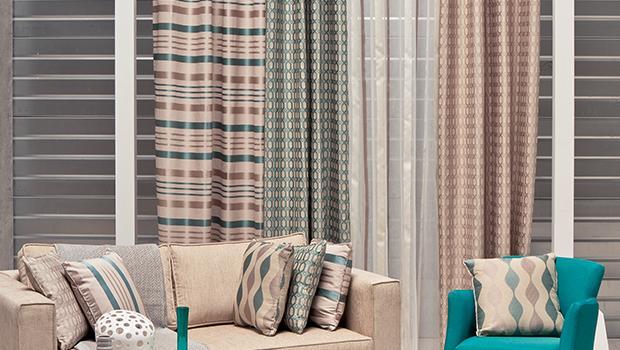 collection rideaux tissus décoration