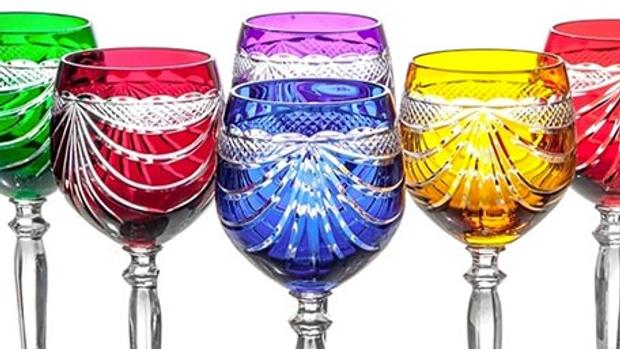 Cristal verres carafes vases westwing for Mesa cristal westwing