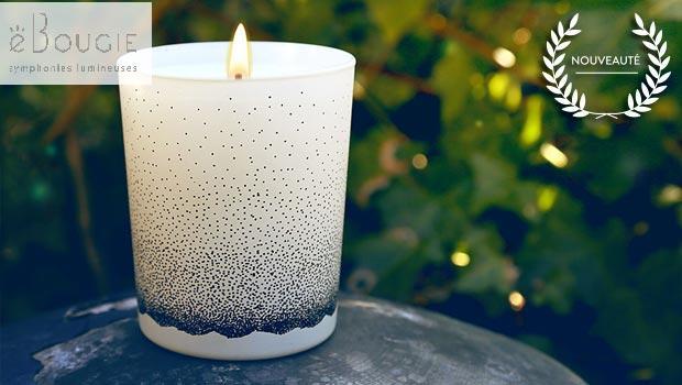 bougies parfumées colorées senteur cadeaux Grasse ebougie