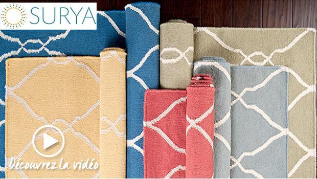 Les tapis Surya