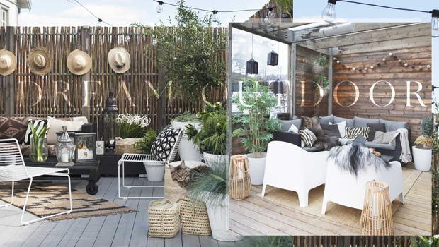 Une terrasse de rêve
