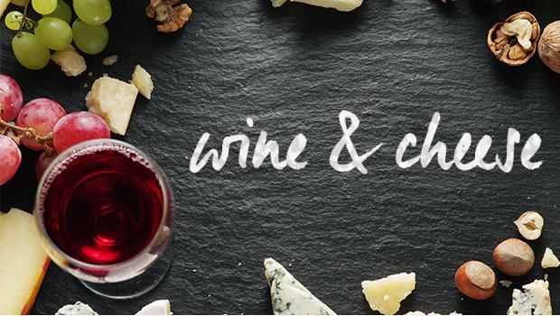 Dîner wine & cheese
