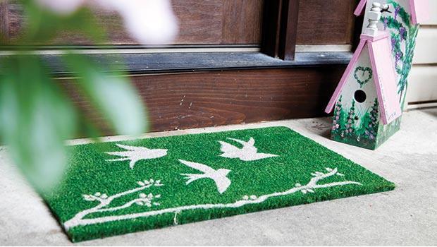 entryways fibres coco