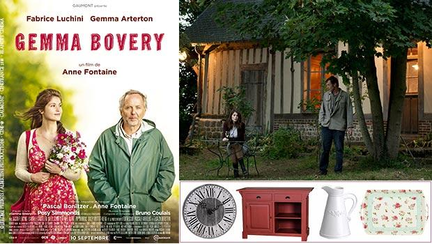 GEMMA BOVARY CAMPAGNE