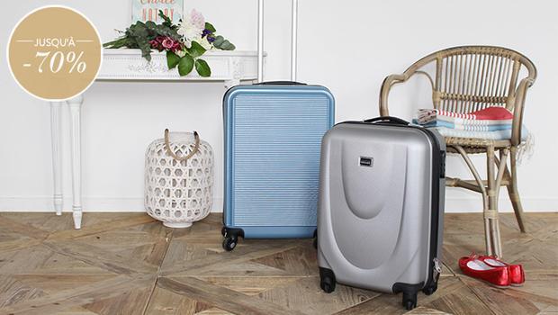valise valises chariot rigide