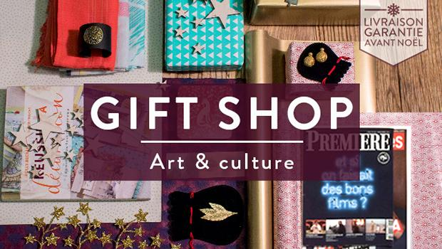 GIFT SHOP ART ET CULTURE