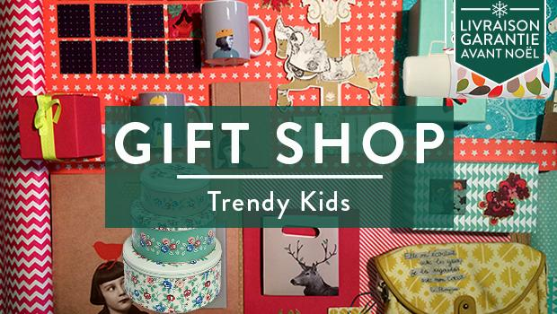 GIFT SHOP FOR TRENDY KIDS