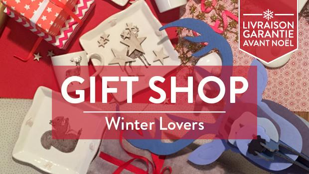 GIFT SHOP WINTER LOVERS