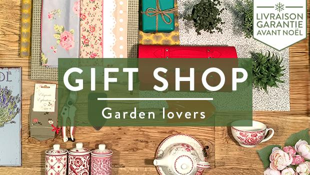 Gift Shop - GARDEN LOVERS