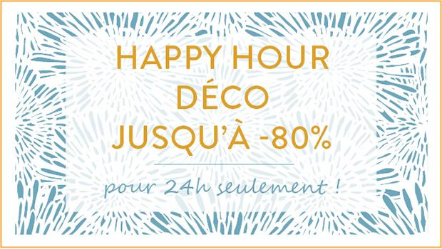 Happy hour - déco