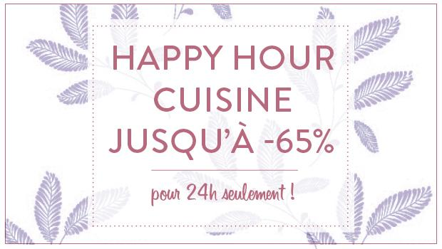 Happy hour - Cuisine