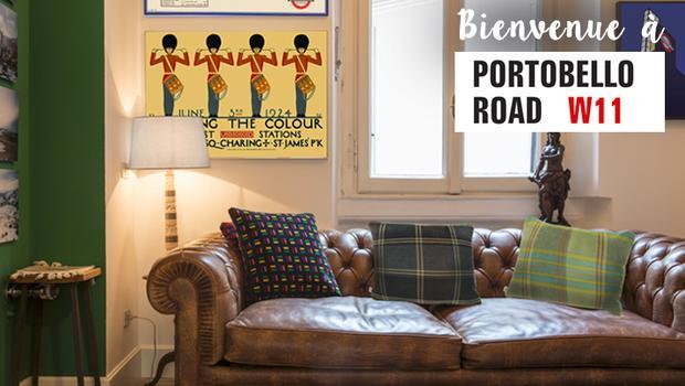 Loft à Portobello