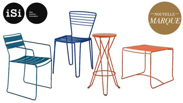chaise table tabouret de bar tabouret