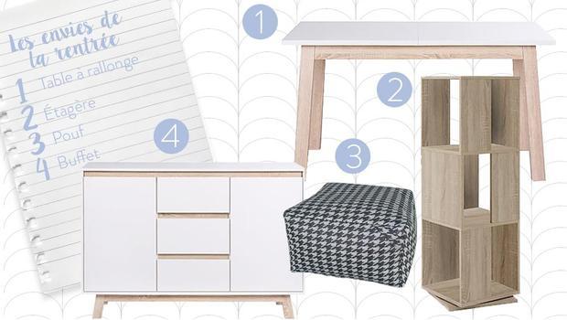 Des idées pour meubler