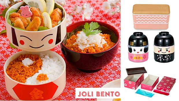 bento japon pique-nique déjeuner cadeau