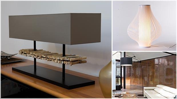 Jolies lampes contemporaines
